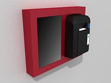 Noname Сенсорный терминал электронной очереди Ntab NN1 арт. PVM21415