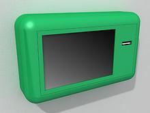 Noname Сенсорный терминал электронной очереди Ntab NN4 арт. PVM21418