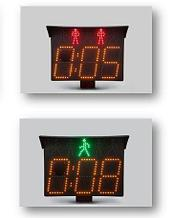 Noname Табло обратного отсчета времени для светофора ТООВ-У-РИ-ПИ-УЗГСО арт. СТП22701