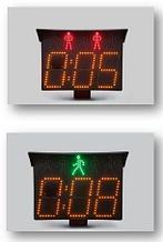 Noname Табло обратного отсчета времени для светофора ТООВ-У-ПИ-ЗГСО-РТ арт. СТП22702