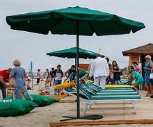 Noname Зонт пляжный с утяжелителем арт. OB18533