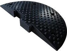 Noname Искусственная дорожная неровность ИДН-500-2 (концевой элемент 500х250х58мм) арт. ДЗ20291