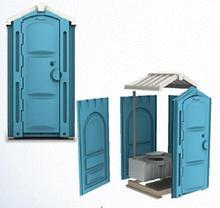 Noname Мобильная туалетная кабина «Стандарт» арт. Egr23814
