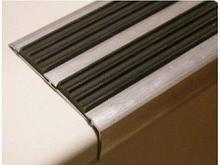ИА Алюминиевый угол с 2мя резиновыми вставками (1330 мм, черная) арт. ИА22209