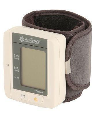 Armed Прибор для измерения артериального давления и частоты пульса электронный (тонометр) YE-8100B арт.
