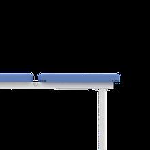 Noname Кушетка смотровая 2-х секционная, высота 75 см арт. КХ24812