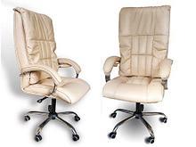 ОТО Офисное массажное кресло EGO BOSS EG-1001 ELITE Standart арт. RSt23195