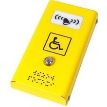 Noname Антивандальная кнопка вызова персонала с вибрацией СТ3 порошковая покраска арт. Врт23808