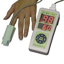 Noname Пульсоксиметр для экстренной медицины «Окситест-1» арт. ЧВ21749