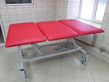 Noname Стол массажный терапевтический «КИНЕЗО-ЭКСПЕРТ» для Бобат и Войта терапии арт. Mad23340