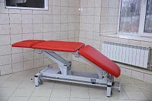 Noname Стол терапевтический массажный «Кинезо-Эксперт»-3 (кол-во секций от 2 до 7) арт. Mad23341