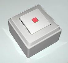 Noname КВС-01L.S дополнительная кнопка вызова к комплектам VS-01L и VS-03 арт. Tl13711