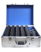 Noname Металлический кейс для подзарядки мультимедийных аудиогидов «C7», на 22 слота арт. ЕМ23482