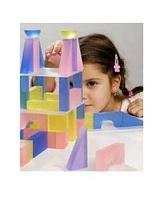 Noname Набор полупрозрачных строительных кубиков 1 арт. RN18079