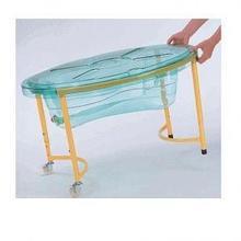 Noname Передвижной стол игровой, для занятий с водой или песком арт. RN18088