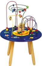 Santoys Стол игровой с проволочными лабиринтами «Космос» арт. RN17823