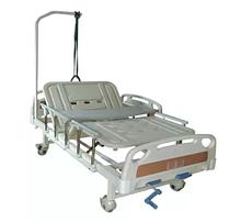 Noname Медицинская кровать Е-8 MM-18ПЛН (2 функции) с полкой и столиком арт. МдТМ24617