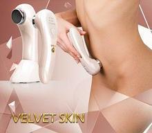 US Medica Ультразвуковой прибор для тела US MEDICA Velvet Skin (розовый) арт. UM18473