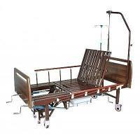 Vermeiren Механическая медицинская кровать с санитарным оснащением DHC FF-2 с функциями «кардио-кресло» и