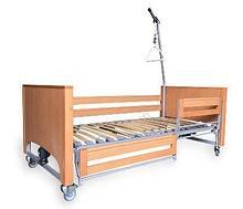 Vermeiren Кровать функциональная 4-х секционная электрическая (в комплекте с матрасом, дугой для подтягивания