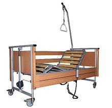 Elbur Кровать медицинская функциональная 3-х секционная электрическая подростковая PB 326 Арт. RX15334
