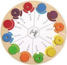 Noname От 1 до 10. Палитра круглая: карточки арт. RN9620