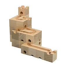 Cuboro Деревянный конструктор Куборо базовый (cuboro Basis) арт. Cub20309