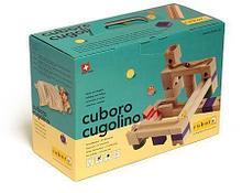Cuboro Деревянный конструктор Куборо Куголино Базовый (cuboro cugolino basic) арт. Cub20311