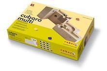 Cuboro Деревянный конструктор Куборо Мульти (cuboro multi) арт. Cub20315