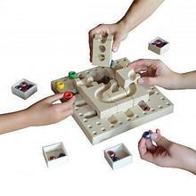 Cuboro Игровой настольный набор Cuboro «tricky ways» арт. Cub20437