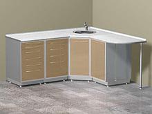 АсБелМед Комплект мебели угловой ASBEL-7 арт. 10415