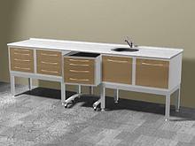 АсБелМед Комплект мебели ASBEL-NS1 арт. 10418