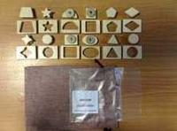 Noname Комплект фишек для «Сенсино»: рамки и вкладыши арт. RN23087