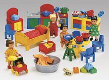 LEGO Дочки-матери. DUPLO арт. RN10162