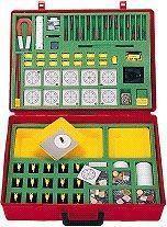 Noname Постоянные магниты. Комплект лабораторного оборудования (методичка в комплекте) арт. RN9683