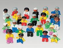 LEGO Люди мира. DUPLO арт. RN10371