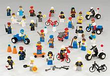 LEGO Рабочие и служащие. LEGO арт. RN10381