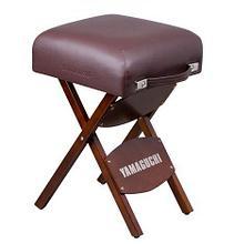 Yamaguchi Складной стул для массажиста YAMAGUCHI Comfort (коричневый) арт. UM18465