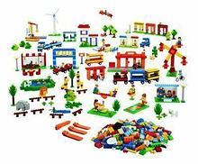 LEGO Городская жизнь. LEGO арт. RN9729
