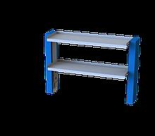 Noname Стеллаж-надстройка для лабораторного стола СНСЛ арт. PLM20985