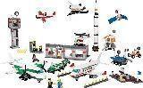 LEGO Космос и аэропорт. LEGO арт. RN9739