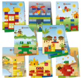 LEGO Креативные карты. DUPLO арт. RN9740