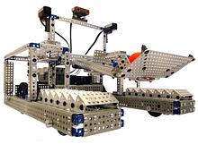 LEGO Ресурсный набор для соревнований MATRIX арт. RN9858