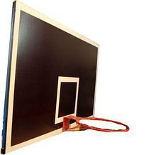 АКВЕЛЛА Щит баскетбольный игровой (ламинированная фанера) 1200х900 мм арт. AQ17492
