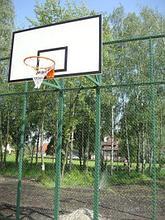 АКВЕЛЛА Щит баскетбольный игровой (ламинированная фанера) 1800х1050 мм арт. AQ17493