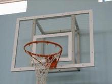 АКВЕЛЛА Щит баскетбольный тренировочный на металлической раме 1200х900мм оргстекло арт. AQ17501