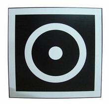 АКВЕЛЛА Щит для метания 700х700 (фанера) арт. AQ17509