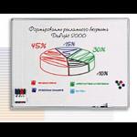 Noname Доска маркерная 90x120 см Exclusive арт. RN17023