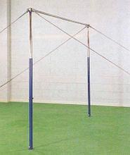АКВЕЛЛА Перекладина гимнастическая универсальная на растяжках арт. AQ17544