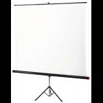 Noname Экран на штативе 155x155 cм Braun Standard (white/silver с антибликовым покрытием) арт. RN17046